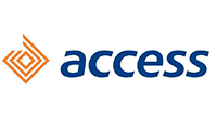 Access     Bank Plc Logo